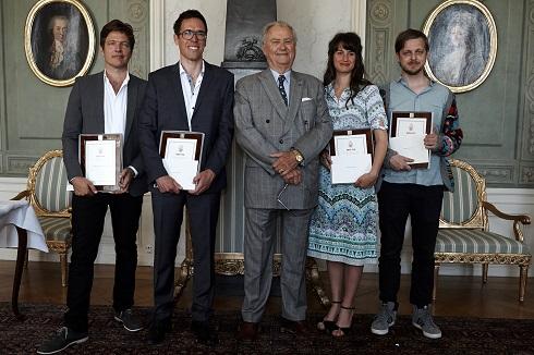 HRH Prince Consort's Foundation Prize to Associate Professor Thomas Skov