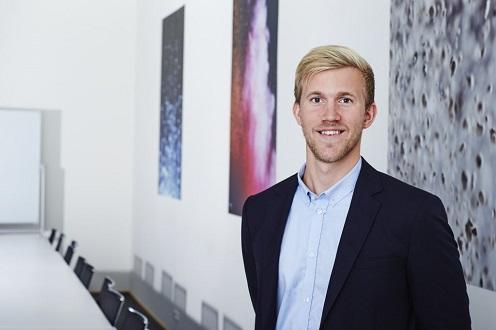 Mark Knigge, Application Scientist at Christian Hansen