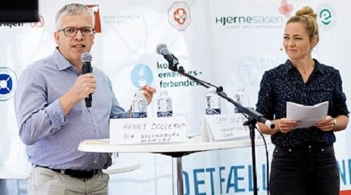 Professor i sensorik Wender Bredie fra Institut for Fødevarevidenskab.