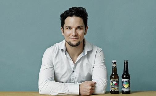 Tobias Emil Jensen, fødevareingeniør og brygmester fra Københavns Universitet